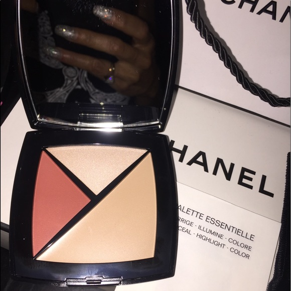 Authentic Chanel make up 09cf0920360db